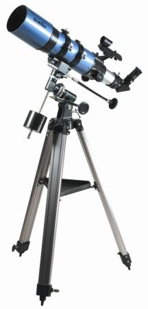 link to our range of Short Tube Achromatic Refractor Telescopes